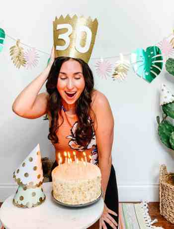 I'm 30! Q&A for my 30th birthday on personal growth, business, new mom and baby life, 30th birthday photo shoot ideas for women, gift ideas for women turning thirty, almost 30 years old podcast, truths for people in life coming up on their 30th birthday, thoughts and advice on turning 30, thirty years old life lessons, #almost30, #almostthirty, #thirty, #personalgrowth, #personaldevelopment