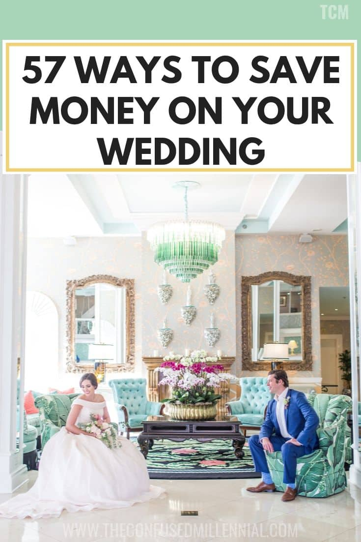 The Ultimate Guide Of 57 Ways To Save Money On Your Wedding, tips to save money on your wedding food and flowers, budget friendly wedding ideas, frugal living when getting married, how to plan a wedding without going into debt or unexpected expenses, list of wedding expensive and ways to do them cheap, #weddingbudget #weddingdecor #weddingdress #savemoneywedding, #weddingtips #weddingadvice