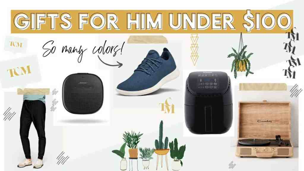 Best Gifts For Men 2019: Christmas Gift Guide For Him Under $100