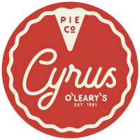 Cyrus O'Leary's Pies