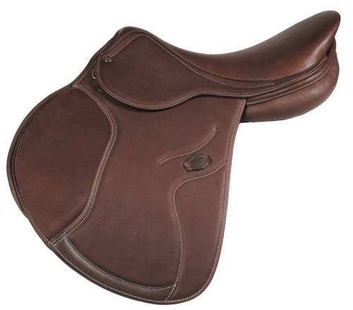 Henri De Rivel (HDR) Rivella Signature Covered Flap Jumping Saddle