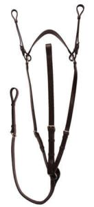 Henri De Rivel HDR PRO FLAT BREASTPLATE MARTINGALE