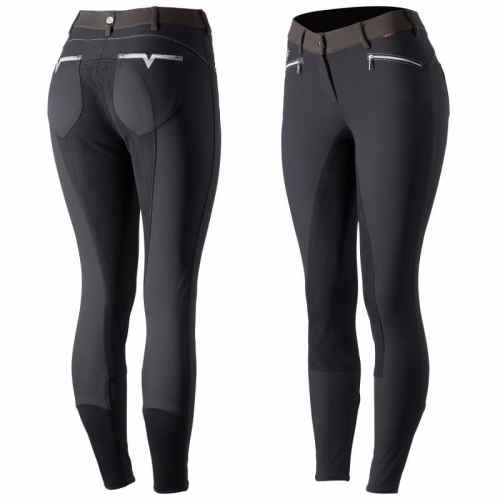 B Vertigo Claire Leather Full Seat Breeches