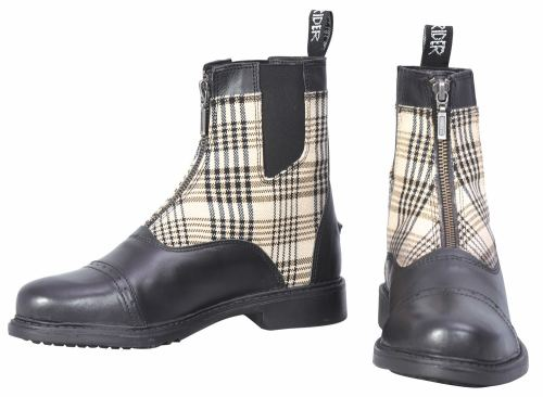BAKER Zip Paddock Boot Ladies