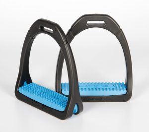 Compositi Premium Stirrups Light Blue