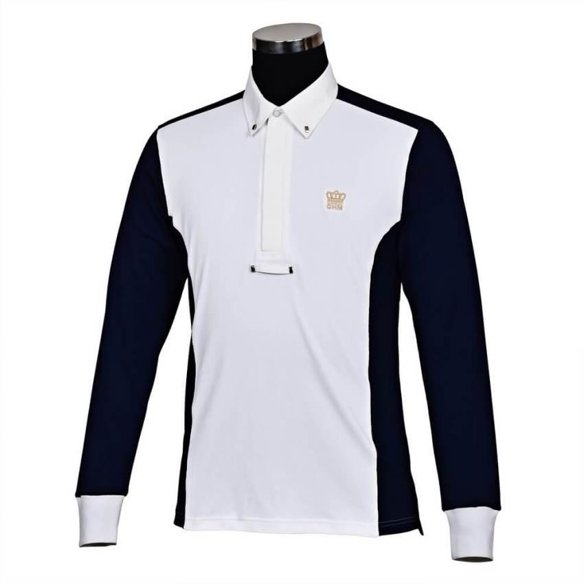 George Morris Champion Long Sleeve Show Shirt