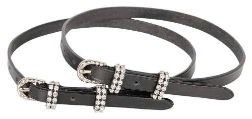 Harrys Horse Crystal Row Horse Spur Straps