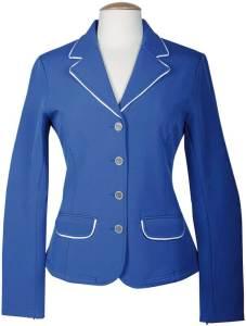 Harrys Horse Soft Shell Show Jacket St. Tropez II Royal Blue