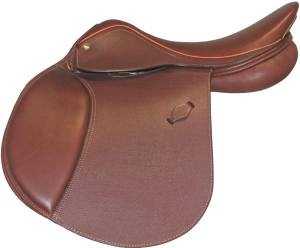 Henri De Rivel (HDR) Pro Quarter Horse Close Contact Saddle