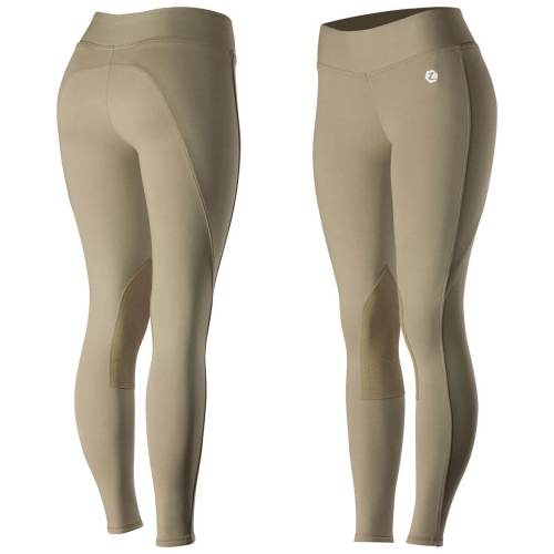 Horze Active Tights Light Brown