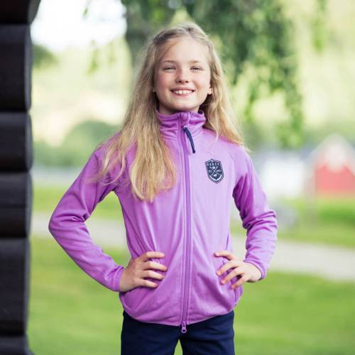 Horze Junior Saga Fleece Jacket
