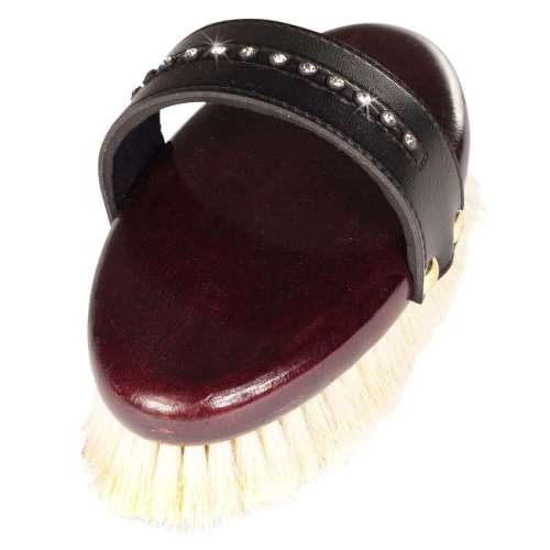 Horze Deluxe Crystal Soft Body Brush