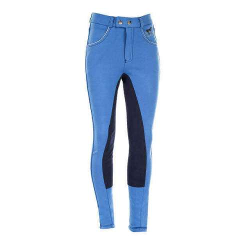 Horze Jen JR Children's Narrow Fit Fullseat Breeches