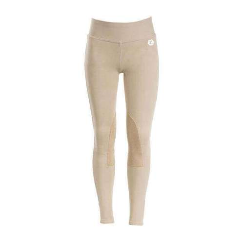 Horze Kid's Knee Patch Active Tights