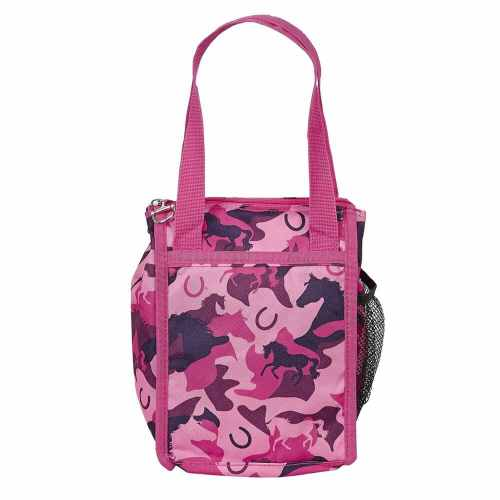 Lunch Sack Pink Camo