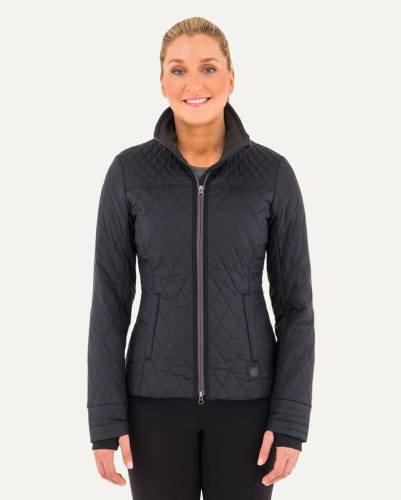 Noble Outfitters Warmup Quilted Jacket