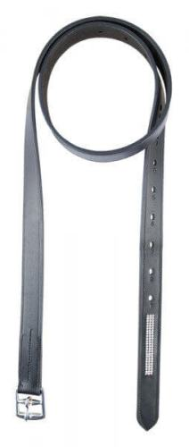 PFIFF Crystal Stirrup Leathers