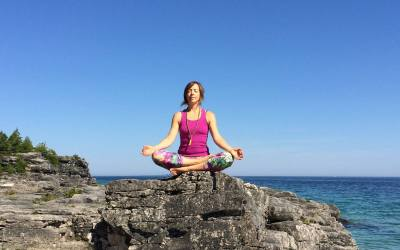 002: How To Reconnect With Your Yoga Practice with Nina Andic
