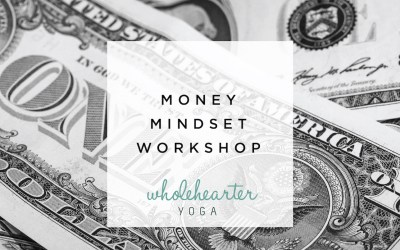 Money Mindset Workshop with Rosslyn Kemerer