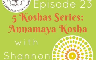 5 Koshas: Annamaya Kosha
