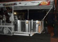 A Carnival Steel Pan Truck