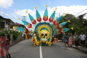 About Carnival in Trinidad and Tobago
