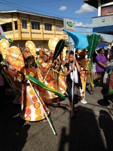 Kiddie Carnival costumes