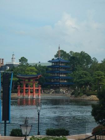 Japan Pavilion Epcot