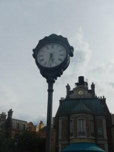 Clock France Epcot