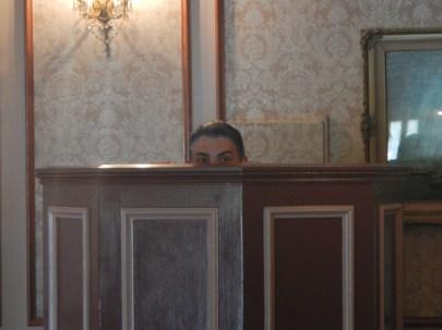 Peek a Boo Epcot