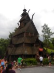 China Epcot - Disney Photo Gallery