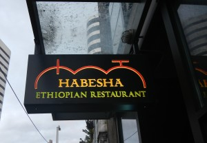 Habesha Ethiopian Restaurant Seattle WA