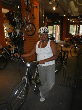 Lauren Pre- Bike Ride