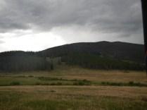 Elk Migratory path