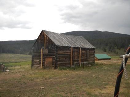 1800's Cabin