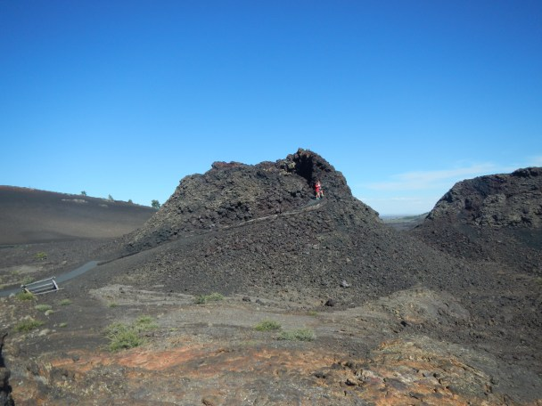 Lava Cone Hiking is a great activity