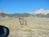 Challis National Forest