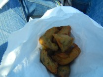 Bag of Fried Artichokes