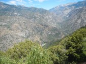 Kings Canyon National Park 1/2 way Peaks 2