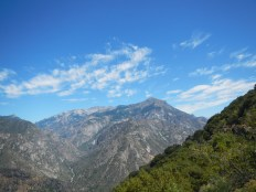 Kings Canyon National Park - Peaks