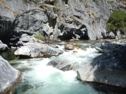 Kings Canyon National Park - River 3