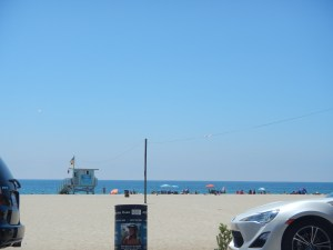Malibu Beach -  What to do in LA