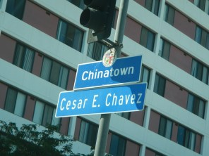 What do Chinatown and Chavez have in common?