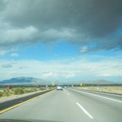 Rain in the Desert from Los Angeles to Las Vegas