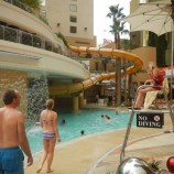 Crazy Pool  Gold Nugget  - What Happens in Las Vegas