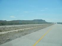 The long hot road through texas
