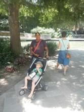 Lauren and Leon in San Antonio