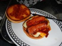 My Burger at Cheesy Janes