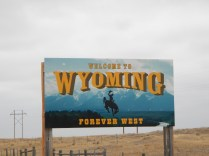 Welcome to Wyoming!