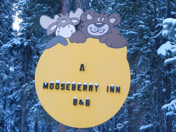 A Mooseberry Inn Bed and Breakfast